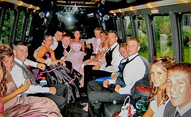 discount on prom limousine in Bucks County PA