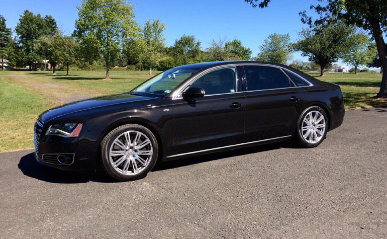 Audi Limousine Newtown PA