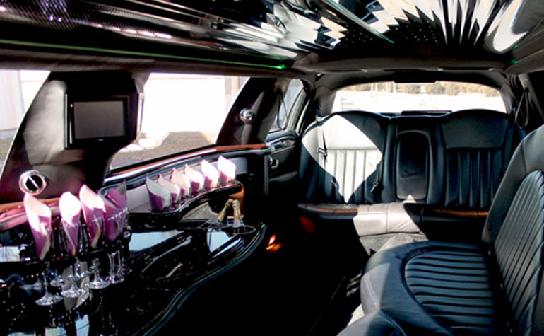 premium stretch limo rental philadelphia area