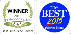 voted best limousine service in pa