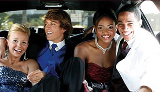 limo for NJ prom
