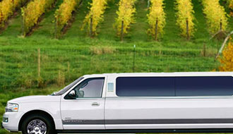 limo for bucks county wine tour