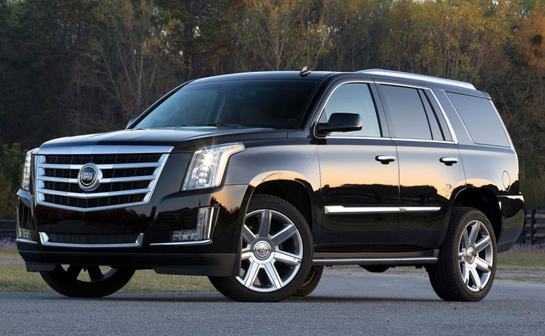 luxury suv rental in Philadelphia area